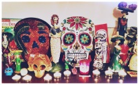 This year's altar